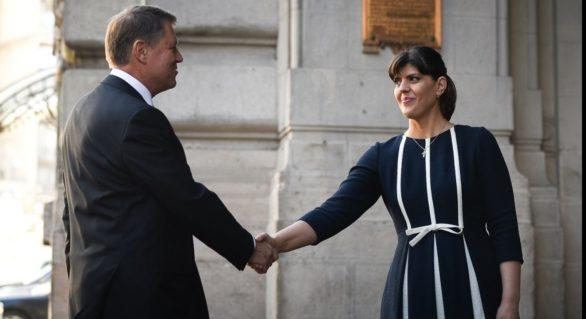 Klaus Iohannis nu dă curs solicitării ministrului Justiției privind demiterea șefei DNA, Laura Codruța Kovesi