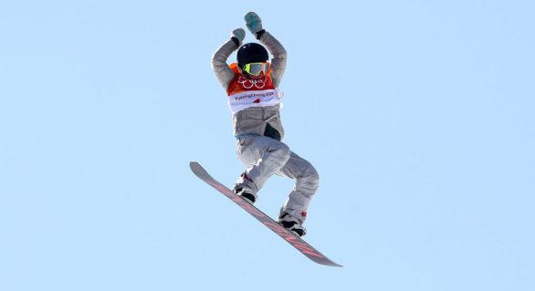 Campion olimpic la doar 17 ani. Snowboard-istul Gerard Redmond devine cel mai tânăr campion olimpic american