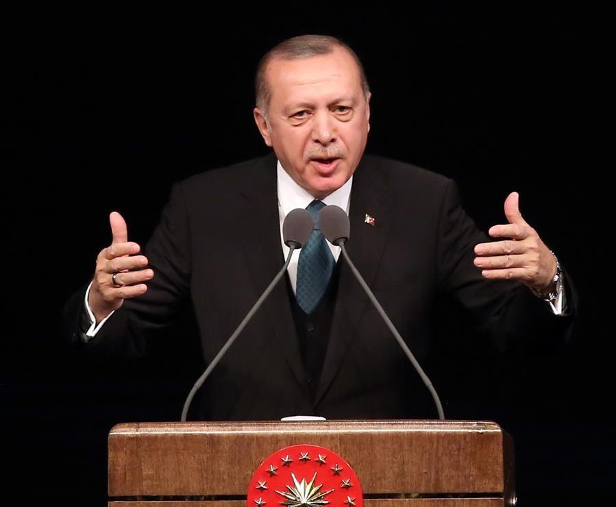 Erdogan avertizează că s-ar putea ca operațiunea armatei turce să se extindă în Irak