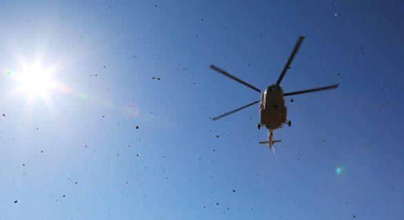 Elicopter rus cu nouă persoane la bord s-a prăbușit în Cecenia. Cel puțin cinci persoane au murit
