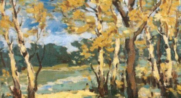 """Lucrările """"Copaci în pădure"""" de Luchian şi """"Studiu de nud"""" de Pallady – în licitaţie la preţuri estimative de 30.000-50.000 de euro"""