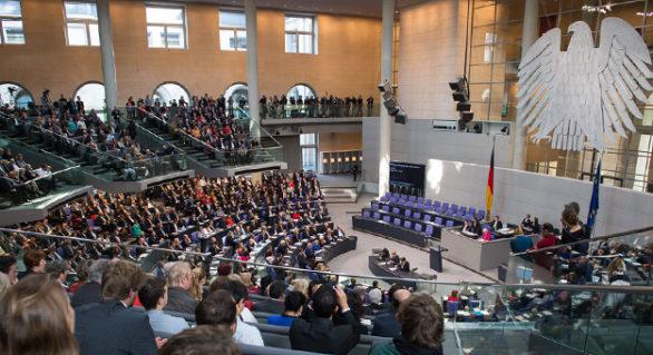 Bundestagul a respins apelul AfD de întărire a controalelor la granițele Germaniei