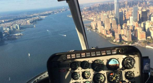 (VIDEO) Elicopter prăbușit în timpul unei ședințe foto la New York. Cinci oameni au murit