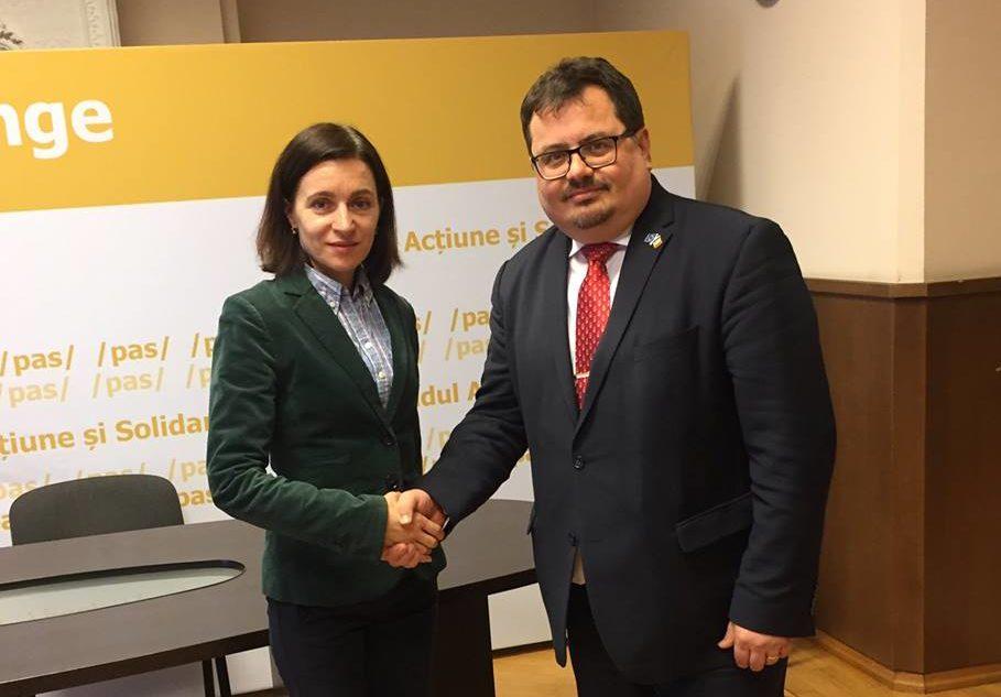 Deși refuză să-și exprime susținerea pentru Andrei Năstase, PAS asigură că este determinat să coaguleze forțele de bună credință din țară