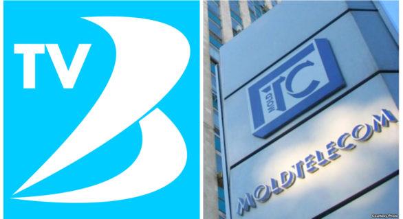 Televiziunea din Bălți a atacat în judecată compania Moldtelecom din cauza refuzului de a include postul în rețeaua de distribuție