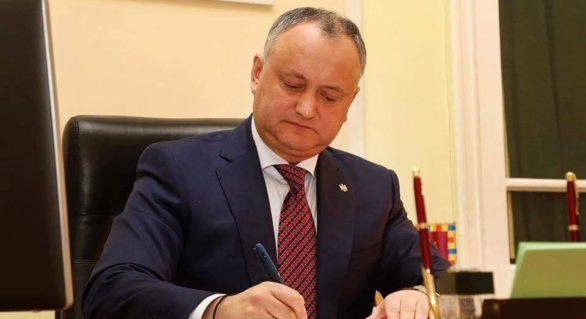 Igor Dodon a refuzat transmiterea Stadionului Republican Ambasadei SUA, dar a semnat politica bugetar-fiscală și amnistia de capital