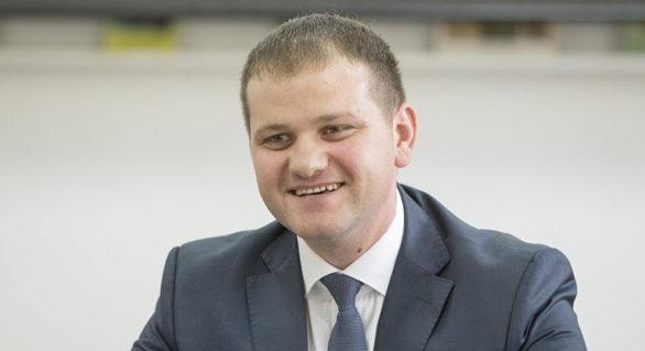 Valeriu Munteanu desemnat oficial în calitate de candidat al PL la alegerile din Chișinău