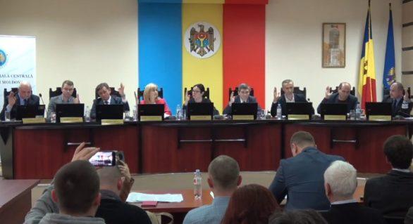 CEC a votat pentru organizarea alegerilor locale noi în Chișinău și Bălți la data de 20 mai