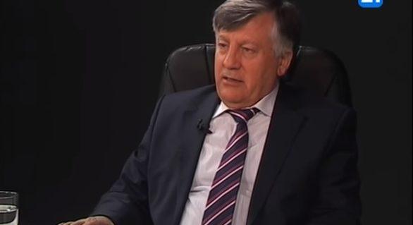 """Fratele președintelui de onoare al PD, Ion Diacov, admite că va candida la alegerile parlamentare.  """"Voi fi unicul cu adevărat independent"""""""