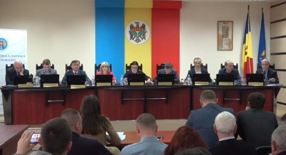 (LIVE) Ședința Comisiei Electorale Centrale în care se decide soarta alegerilor locale noi în Chișinău și Bălți