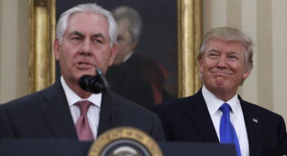 Donald Trump l-a demis pe Secretarul de Stat american Rex Tillerson și provoacă câteva mișcări în lanț
