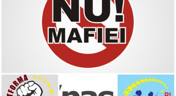 Mișcarea Antimafie le cere PL și PPDA să-și retragă candidații și să o susțină pa Maia Sandu la funcția de primar general al capitalei