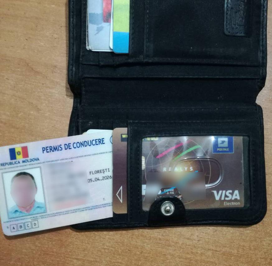 Un moldovean a folosit în UE un permis de conducere fals timp de doi ani