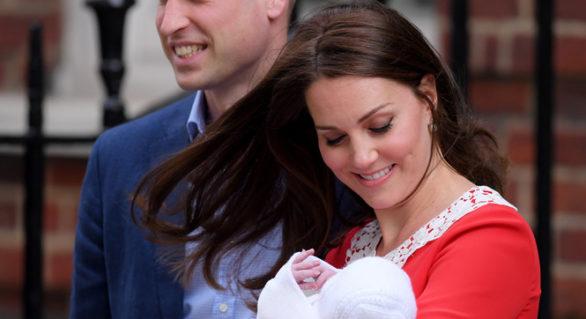 Cum se va numi cel de-al treilea copil al familiei regale. Cele mai populare nume la casele de pariuri