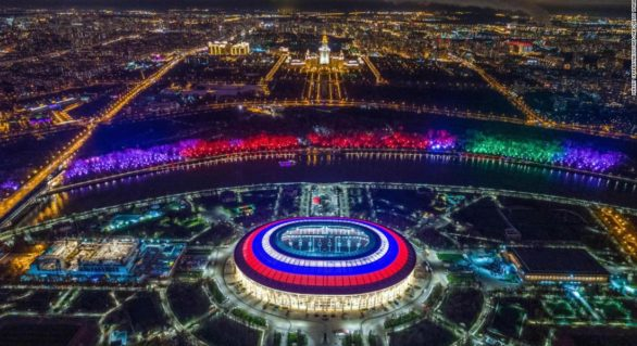 Zeci de eurodeputați cer statelor UE boicotarea diplomatică a Cupei Mondiale de fotbal din Rusia