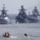 Patru nave din cadrul Flotei ruse de la Marea Neagră participă la manevre în Mediterană