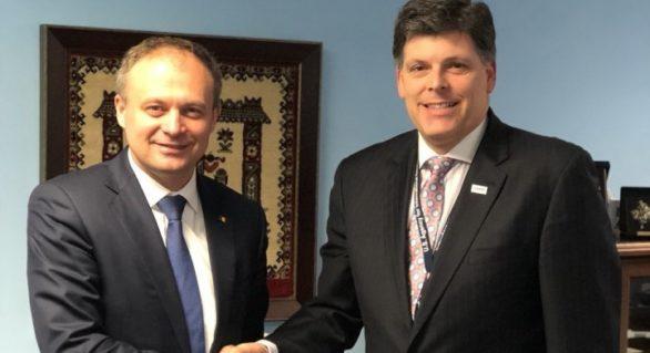 USAID va examina prioritar solicitările Republicii Moldova