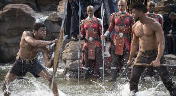 """""""Black Panther"""", primul film proiectat în Arabia Saudită, după o interdicție ce a durat 35 de ani"""