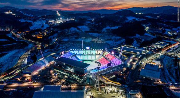 """Organizatorii JO de la Pyeongchang au ridicat """"ștacheta"""" pentru gazdele următoarelor jocuri din Tokyo"""