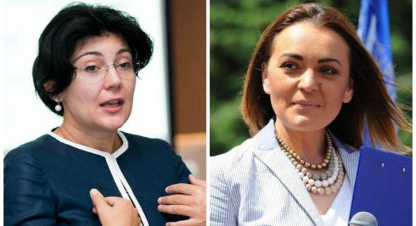 Doar două femei au reușit să colecteze semnături pentru a candida independent la funcția de primar. Situația lor însă este extrem de diferită