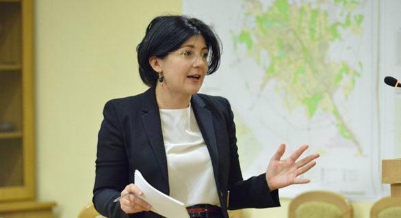 Silvia Radu: Dacă voi candida la alegerile locale, voi fi o persoană independentă