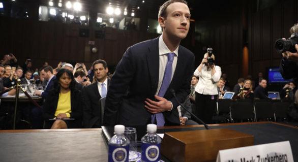 Mark Zuckerberg: Facebook se luptă continuu cu Rusia. Ce declarații a mai făcut fondatorul rețelei în audierile pe marginea Cambridge Analytica