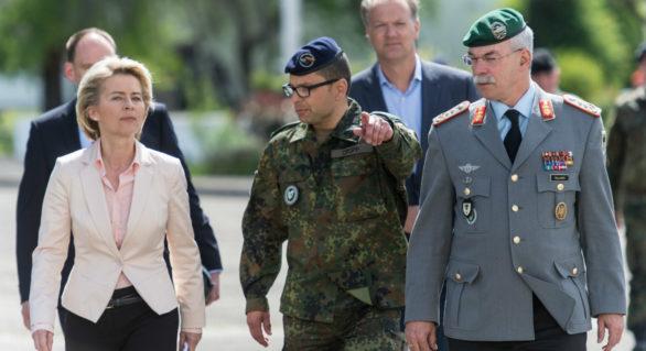 Germania investighează peste 400 de cazuri de extremism în rândul forțelor armate