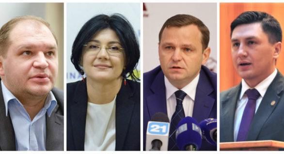 Patru favoriți ai alegerilor din Chișinău, în opinia analistului Petru Bogatu: Ion Ceban, Silvia Radu, Andrei Năstase și Constantin Codreanu
