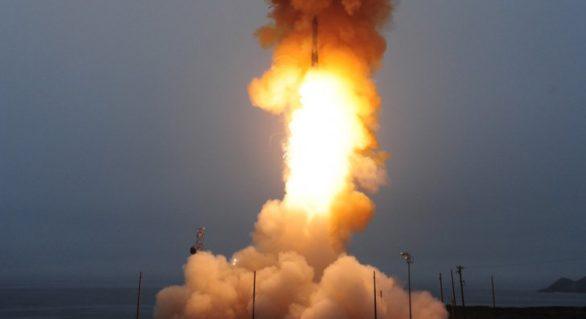 SUA au testat o rachetă balistică intercontinentală