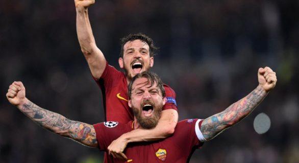 Cum a fost spulberată Barcelona la Roma, după 4-1 în tur. Grecul Kostas Manolas – eroul serii