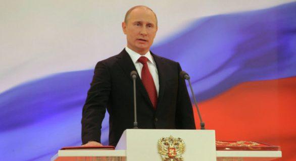 (LIVE) Ceremonia de inaugurare pentru un nou mandat prezidențial al lui Vladimir Putin
