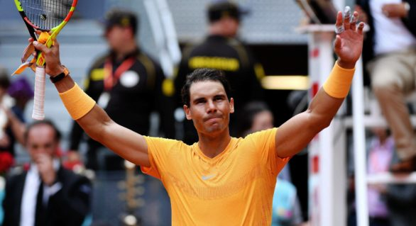 Turneul ATP de la Madrid – Nadal a doborât recordul lui McEnroe