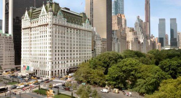Legendarul Plaza Hotel din New York, vechi de peste o sută de ani, cumpărat de un magnat din Dubai