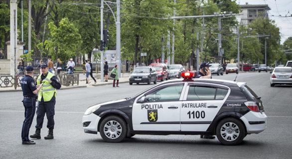 Atenție, șoferi! Trafic suspendat pe anumite străzi din capitală în legătură cu manifestațiile de 9 mai