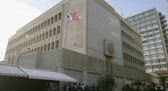 Vigilență sporită la Ierusalim. SUA își deschid azi Ambasada