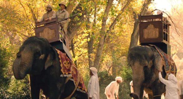 """HBO, criticat pentru că a folosit elefanți reali pentru serialul """"Westworld"""". Ce au răspuns reprezentanții televiziunii"""