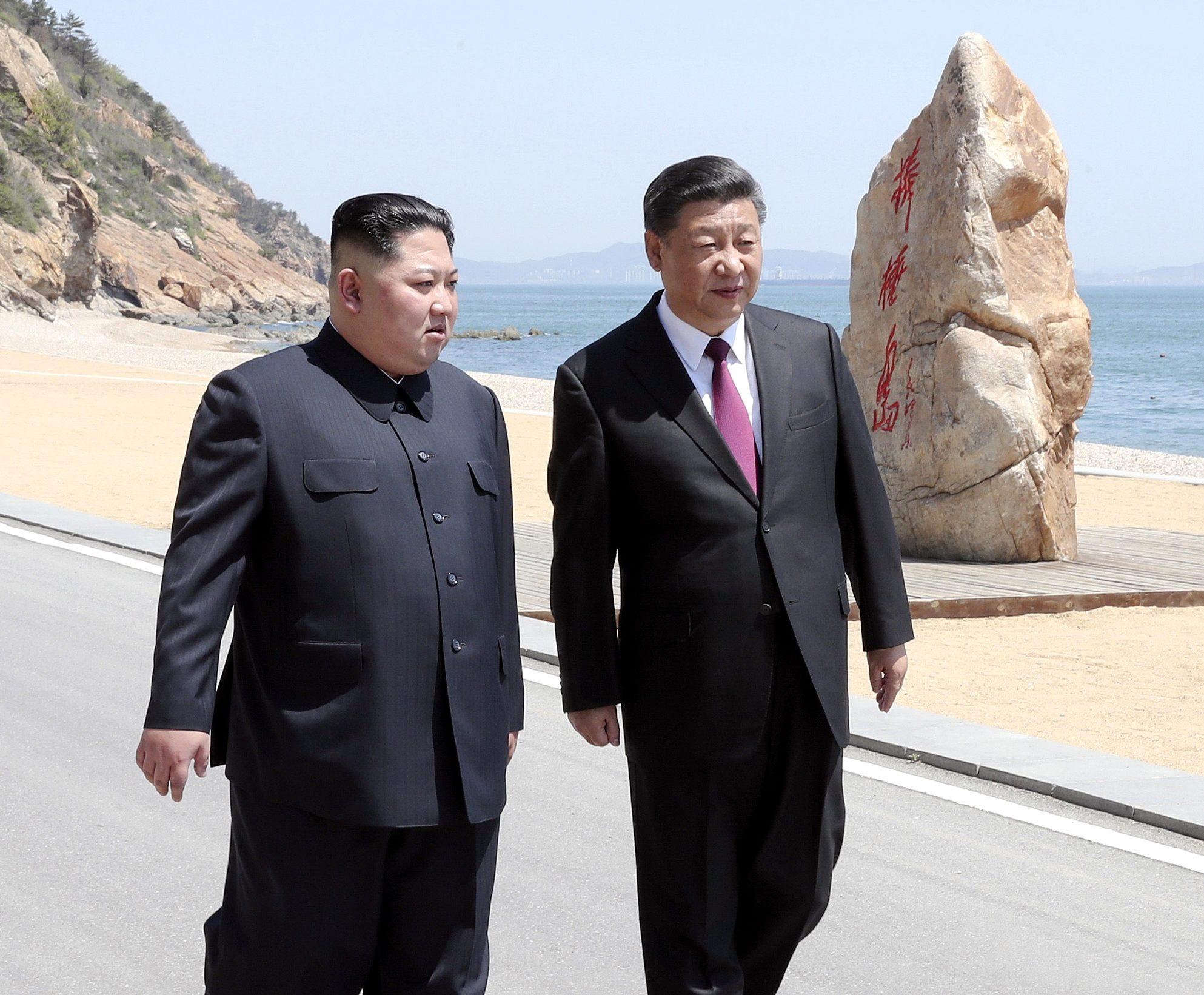 Liderul nord-coreean Kim Jong Un a efectuat o a doua vizită în China