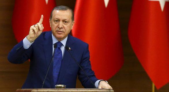 Erdogan anunță noi operațiuni militare externe ale Turciei asemănătoare celei din nordul Siriei