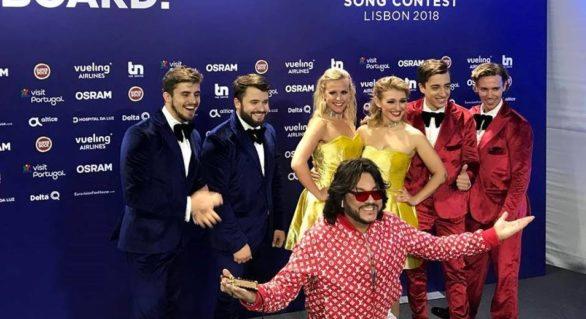 Reprezentanții Moldovei la Eurovision, în TOP 10 șanse de câștig la casele de pariuri
