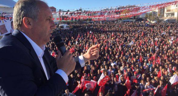 Principalul partid de opoziție din Turcia desemnează un deputat pentru a-l înfrunta pe Erdogan la prezidențiale