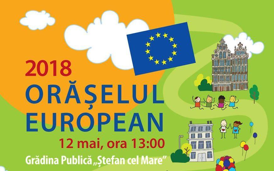 (VIDEO) Delegația UE invită la o nouă ediție a Orășelului European. Ce vor găsi vizitatorii evenimentului