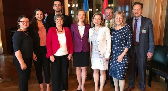 Un grup de prietenie cu Republica Moldova a fost instituit în cadrul Parlamentului elvețian