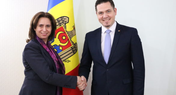 BERD va susține Republica Moldova în realizarea reformelor de dezvoltare a țării