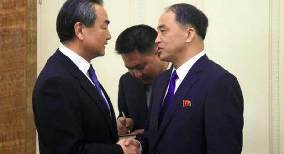 Ministrul de externe chinez efectuează o vizită la Phenian, prima la acest nivel în ultimii 11 ani
