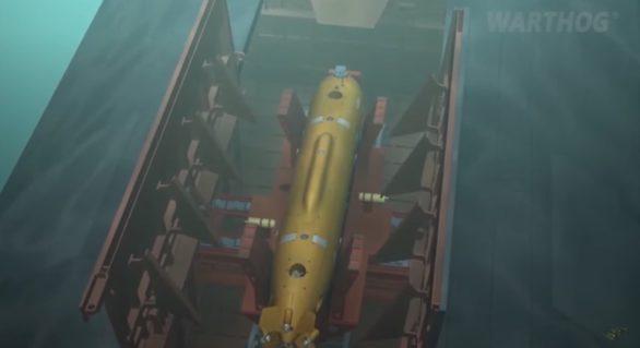 Drona subacvatică a lui Putin! Are o putere nucleară de două megatone și ar putea distruge porturile vestice