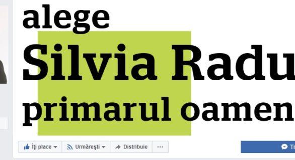 Silvia Radu renunță la donații și publicitate electorală. Ce pot face cei care vor să o sprijine financiar