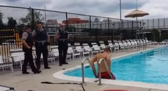 (VIDEO) Polițiști din SUA, acționați în judecată de un bărbat care a încercat să se sinucidă pentru că nu l-au salvat… la timp