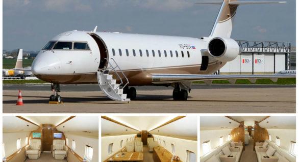 (FOTO) Lux LEVEL Dodon! Șeful statului a zburat la Forumul Economic din Sankt-Petersburg cu o aeronavă charter de 120.000 euro
