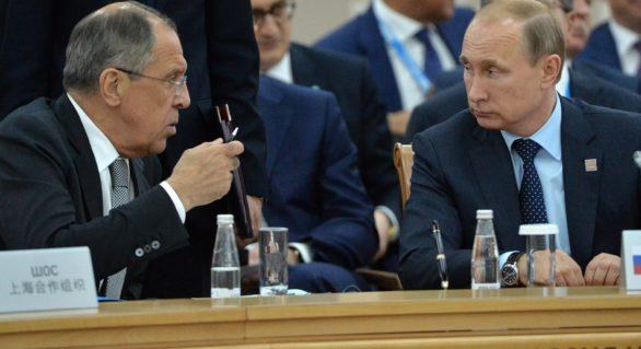 Kremlinul se mobilizeaază! Putin pleacă în China iar Lavrov în Coreea de Nord