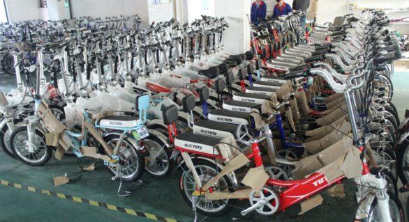 Bicicletele electrice importate din China vor trebui înregistrate în UE
